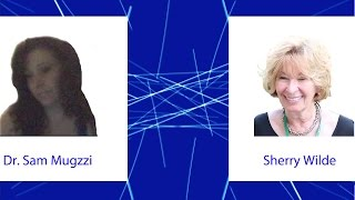 Dr. Sam Mugzzi with Sherry Wilde September 14, 2015