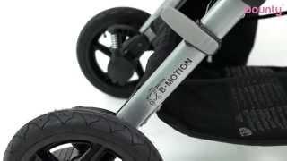 Britax B-Motion 4 pushchair review