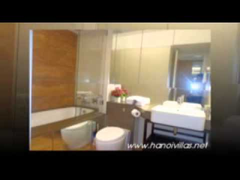 Modern furnished apartment for rent in Indochina Building with 03 bedrooms