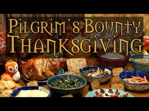 Pilgrim's Bounty IRL | World Of Warcraft Cookbook Feast | TradeChat