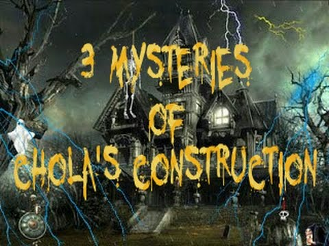 3 mystery's of chola's constriction   Nethu vecha meen kuzambu    kaakakadi
