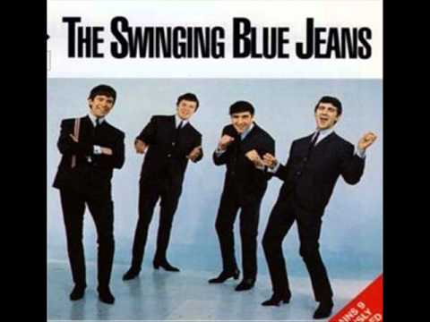 Swinging Blue Jeans = The Hippy Hippy Shake