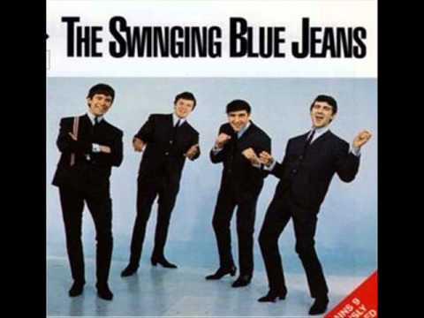Swinging Blue Jeans = The Hippy Hippy Shake