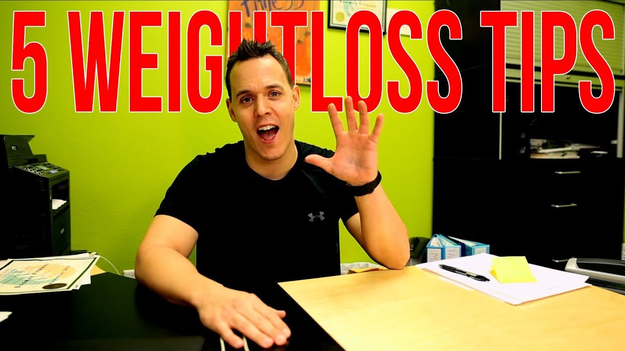 5 Weight Loss Tips For Men Over 50