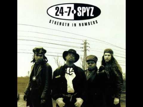 24-7 Spyz -Crime Story