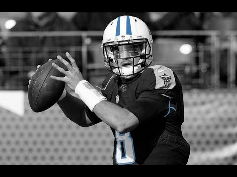 "Marcus Mariota Highlights ""Do What I Want"""