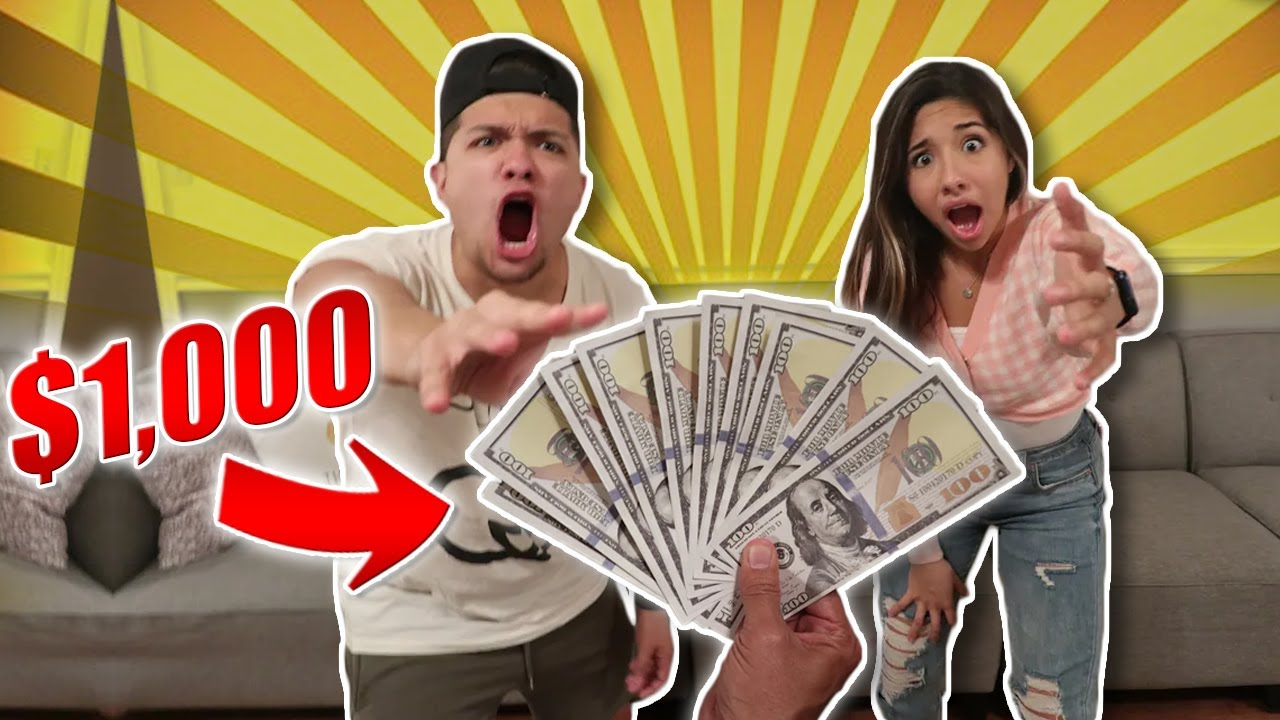 $1,000 EXTREME HIDE AND SEEK CHALLENGE WITH SARAH GRACE AND THE LEGIT FAMILY & Sanchez Squad