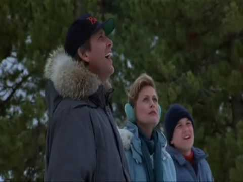 Christmas Vacation- Its not going in our Living Room Russ - YouTube