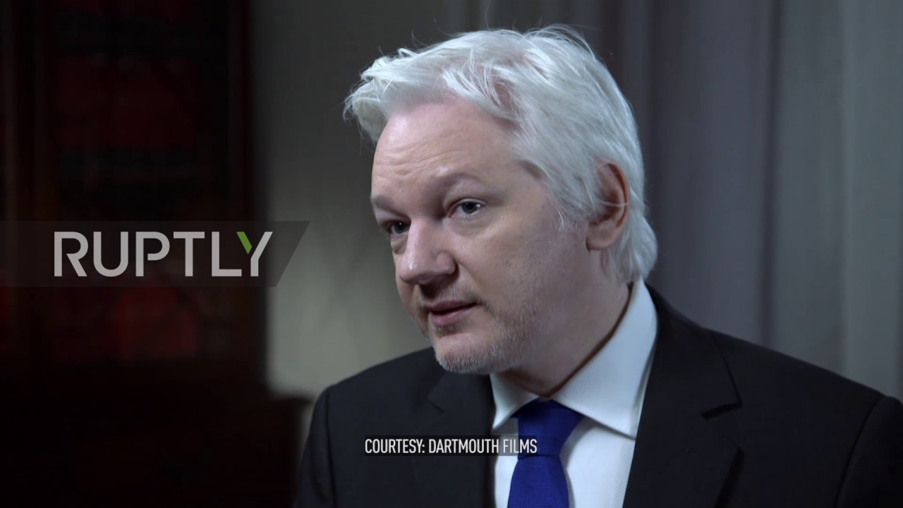 UK: Hillary Clinton used destruction of Libya to run in election - Assange on emails