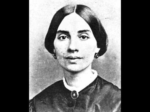 Pequeñas notas biográficas sobre Emily Dickinson