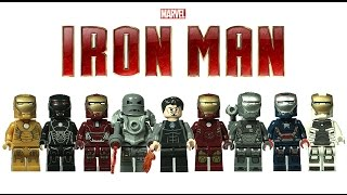 Unboxing Lego Iron Man KnockOff from Aliexpress - Decool
