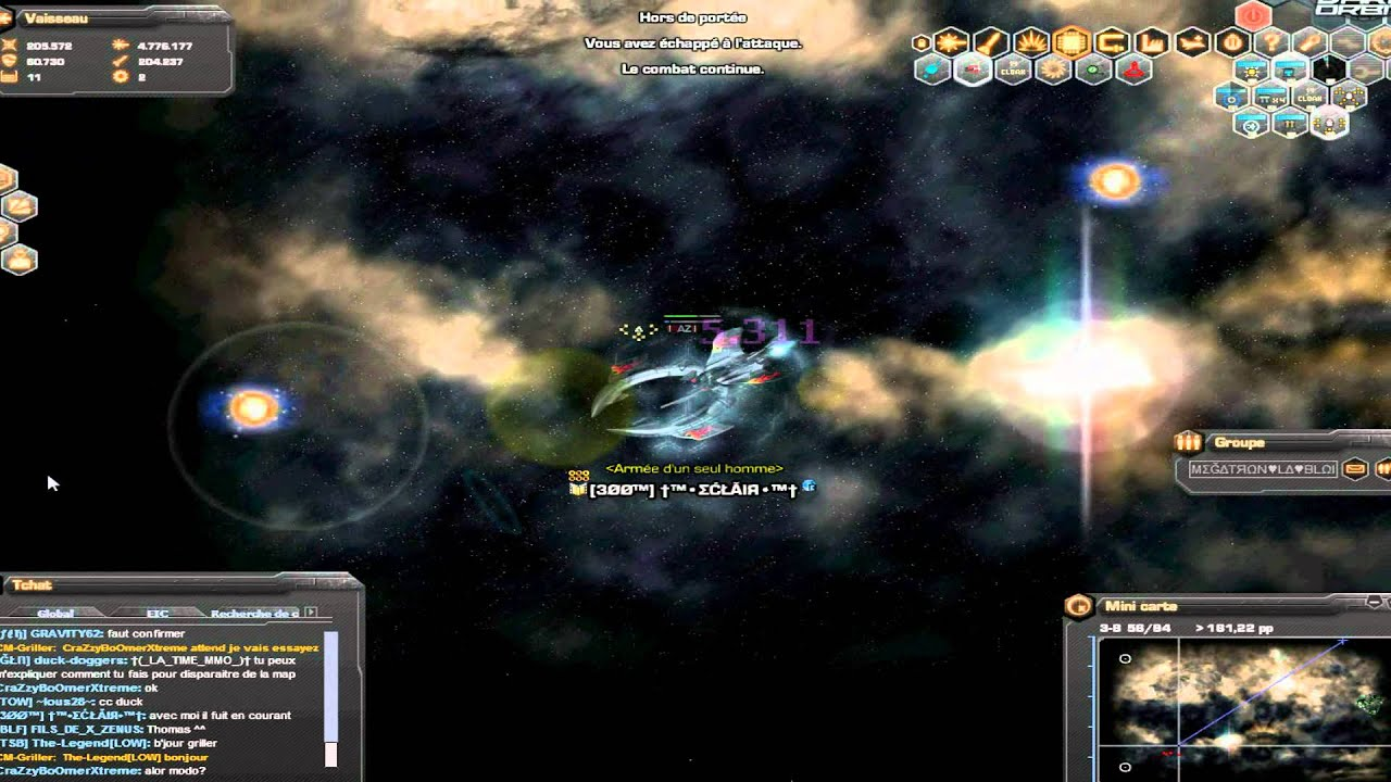 Dark orbit fr2 : Eclair, la fin ?