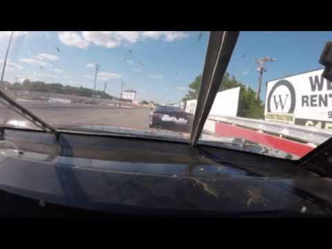 Sterling Marlin In-Car from Fairgrounds Speedway Nashville 5/7/17