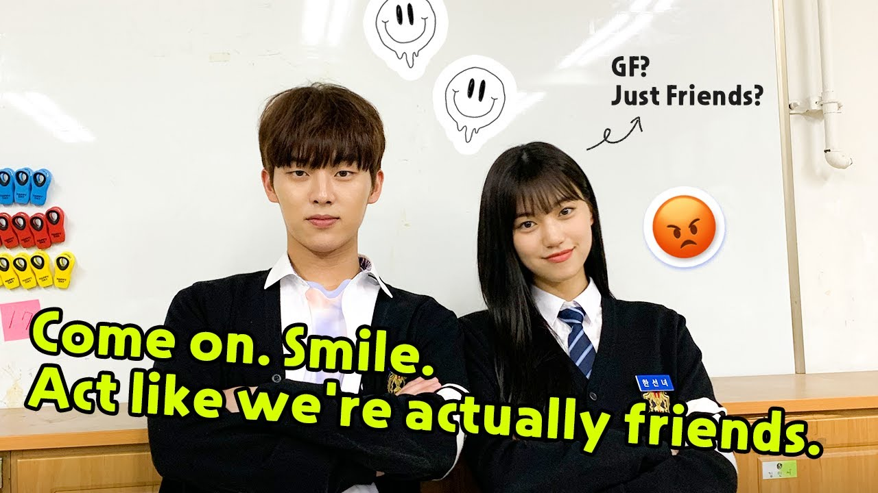 The Friend who Made my Heart Skip a Beat | POP OUT BOY! | (Click CC for ENG sub)