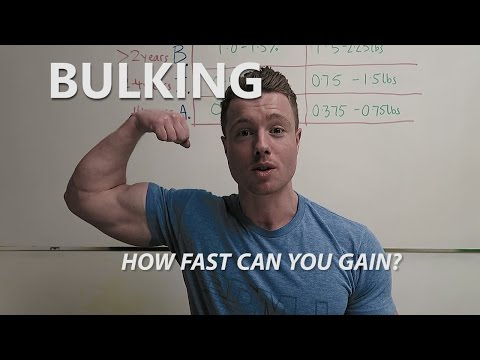 HOW FAST SHOULD YOU BULK? | Rant & Resolution: Episode 4