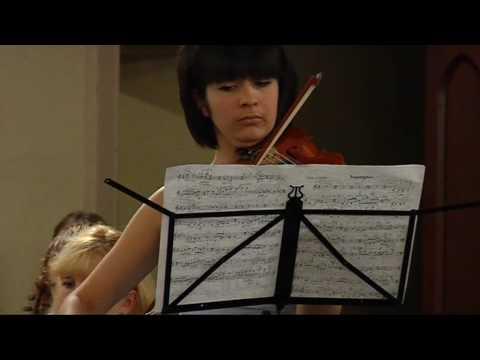 "Rimma Benyumova plays Takemitsu's ""Nostalghia"""