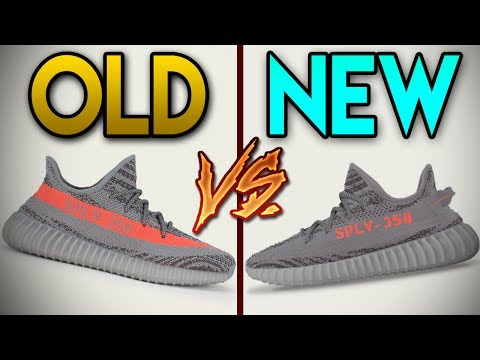 The *MOST POPULAR* Yeezy Of 2017? ( REVERSED BELUGA 2.0 By Kanye West )