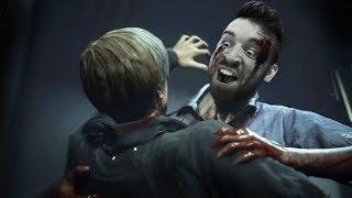 ЛЕОН, Я СОСКУЧИЛСЯ! - Resident Evil Remake #1