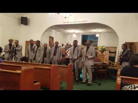 Hills Chapel Missionary Baptist Church Male Chorus 10th Anniversary