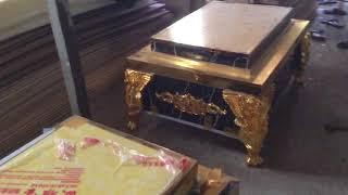 SX các loại bàn ghế inox, sắt, các loại bàn kính C cấp cho thợ và Q.hát TQ.Bán vật tư.LH 0902233771