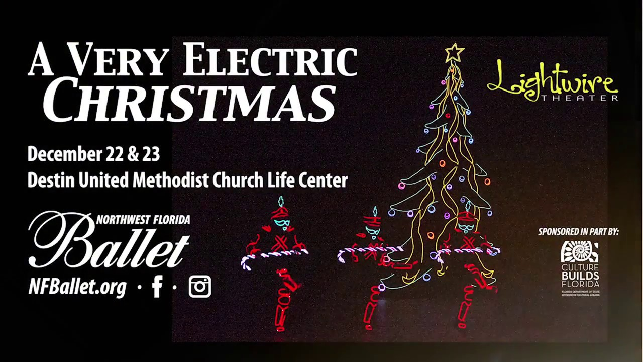 A Very Electric Christmas 2020 Lightwire Theater A Very Electric Christmas   YouTube