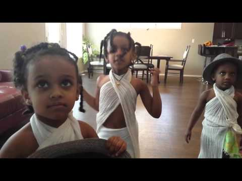 Habesha kids dance
