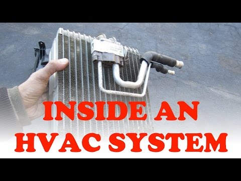 How a Car's HVAC System Works