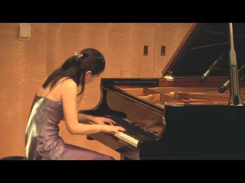 Ruby Chou - Beethoven Sonata No. 24 in F-sharp Major, Op. 78