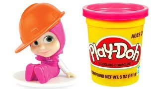 Play Doh Stop Motion Toys Claymation Fun and Creative