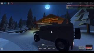 [ROBLOX] Russische Armee: Die Blizzard-Patrouille 1