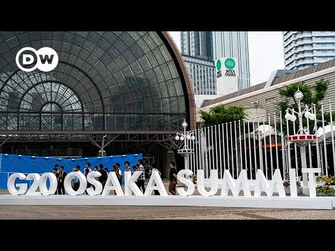 2019 G20 Summit In Osaka: What Are The Hot Topics? | DW News