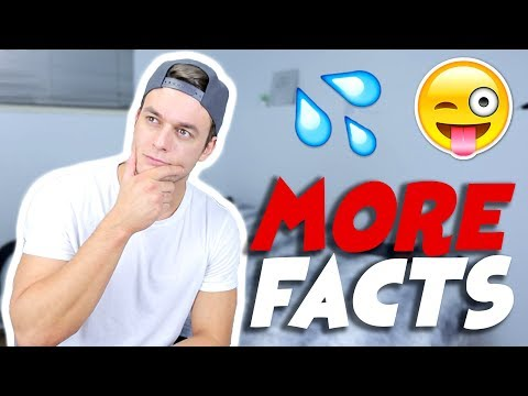 IM NOT 100% STRAIGHT | 50 FACTS ABOUT ME | Absolutely Blake