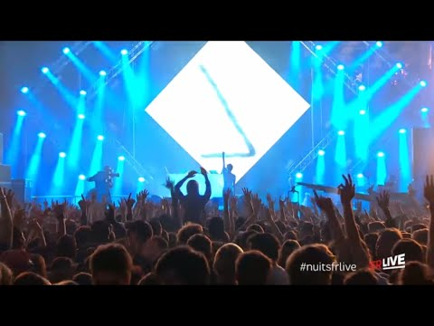 Madeon Live Video @ Nuit SFR 10/11/2014 (Paris - Grand Palais)