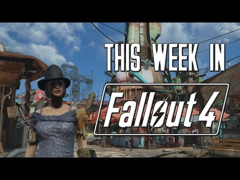 This Week In Fallout 4 w/ Molly of KBMOD! - H.A.M. Radio Podcast Ep 47
