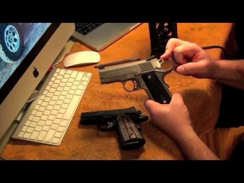 Colt VS Kimber