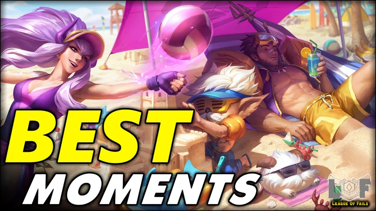 Summer LoL Best Moments Compilation 2020 - League of Legends