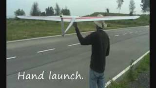 Proxima II. Fast tutorial for set up, take offs and landings.