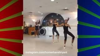 """Ballet Dancers Dancing """"Hiplet"""" Has Gone Viral"""