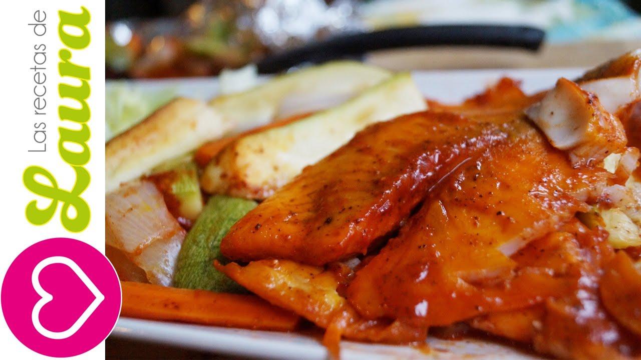 Como hacer filete de pescado pescado adobado receta - Como preparar una cena saludable ...