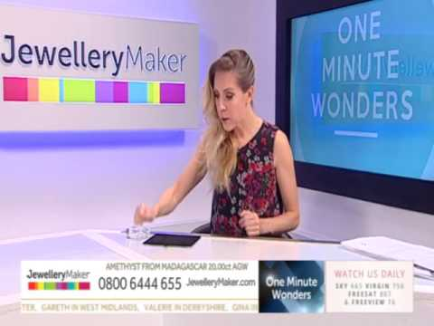 JewelleryMaker LIVE 30/06/2016 5pm-10pm