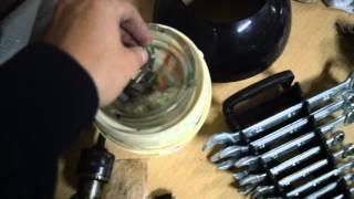 видео Замена накладки торпеды ваз 2110