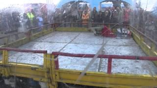 Robot Wars Santa Pod - Thor vs Dystopia - Pt 2