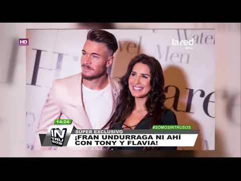 """""""Donde Hubo Fuego, Cenizas Quedan"""": El Mensaje De Fran Undurraga A Su Ex Tony Spina"""