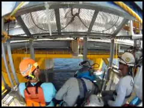 Oceaneering Diving