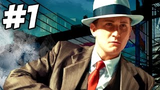 LA Noire Walkthrough | I
