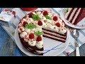Tort Red Velvet / Tort Catifea rosie (CC Eng Sub)   JamilaCuisine