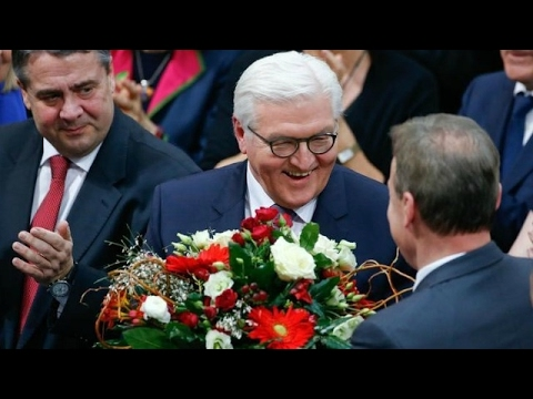 Frank-Walter Steinmeier voted in as Germany's new president