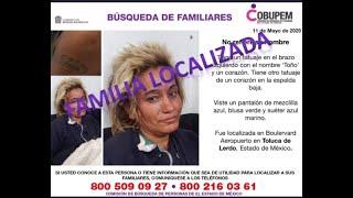 ¿La reconoces? Esto es lo que sabemos de una mujer rescatada en Toluca