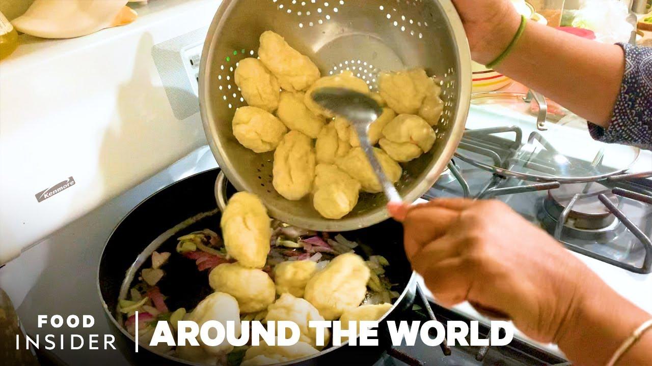 What Dumplings Look Like Around The World