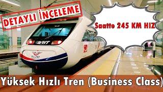 yksek hzl tren business class plus yemekli ankara gezisi vlog